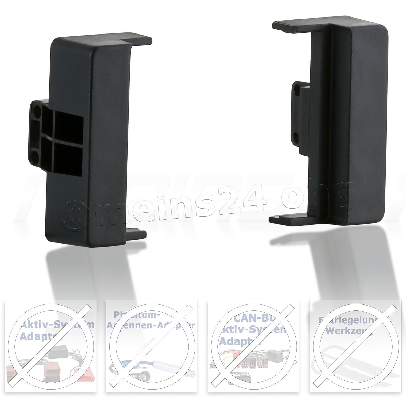 Radioblende passend für AUDI A4 S4 (B5)