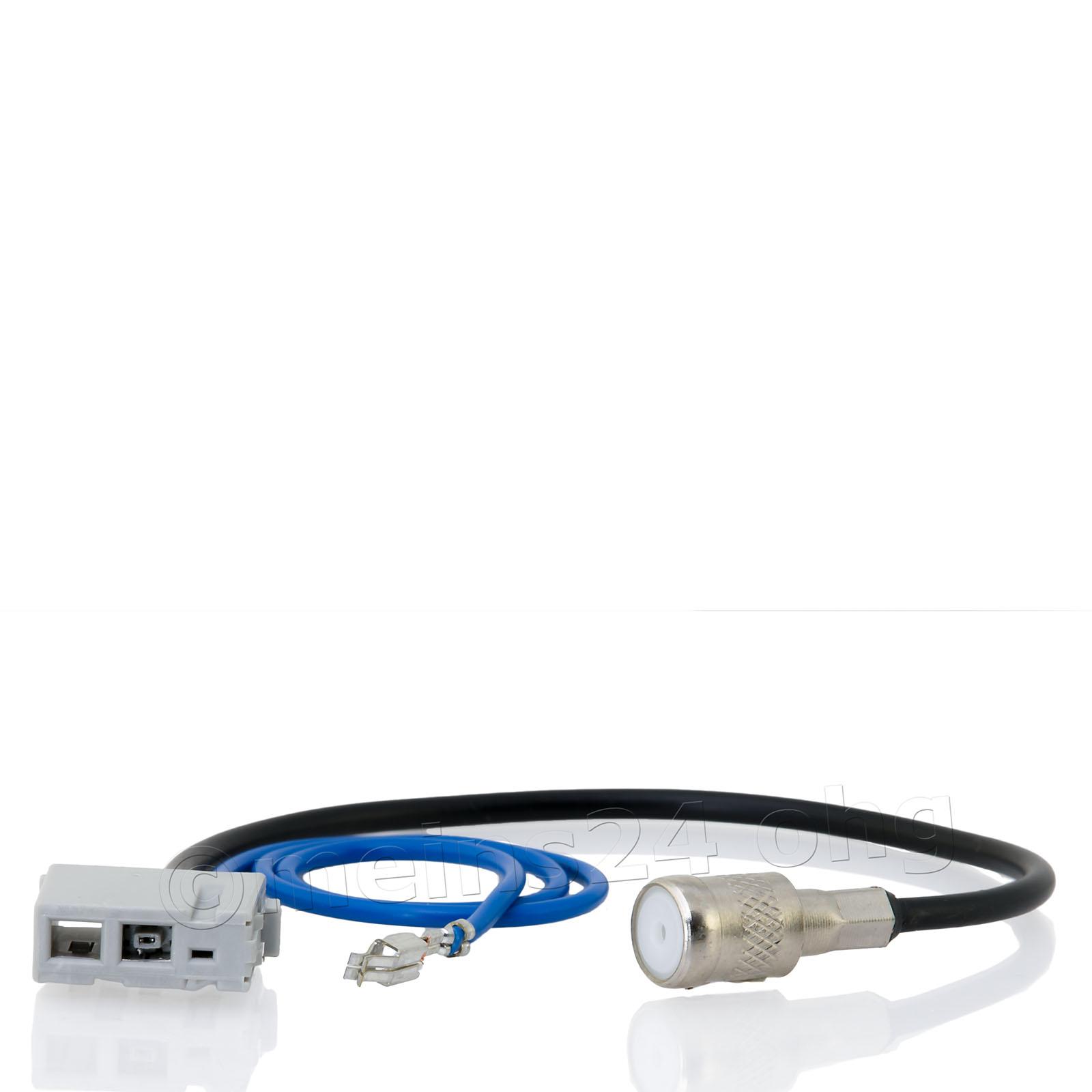 Antennenadapter passend für NISSAN HONDA SUZUKI -> ISO 50 Ohm OEM
