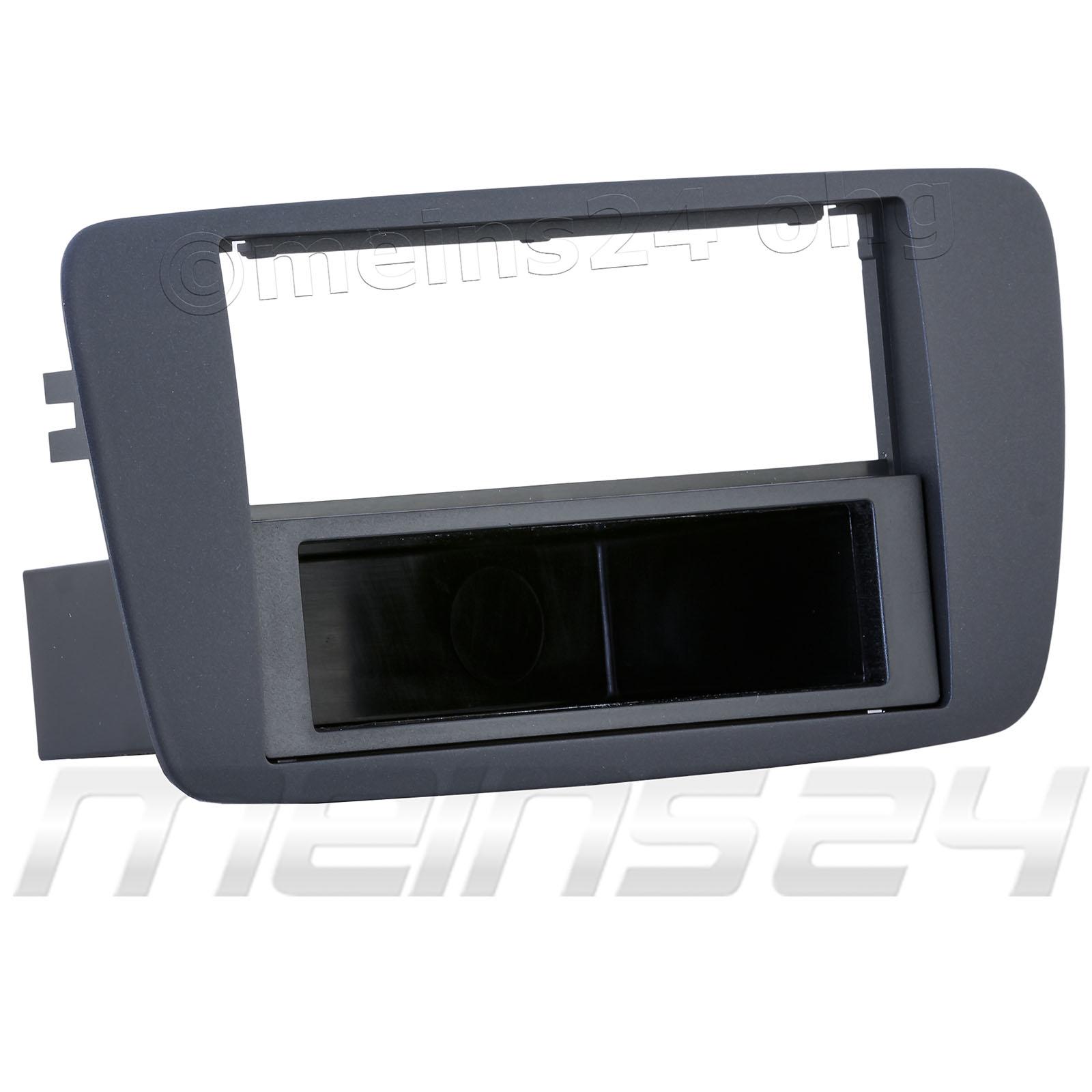 Radioblende passend für SEAT Ibiza (4G - Typ 6J/6P)
