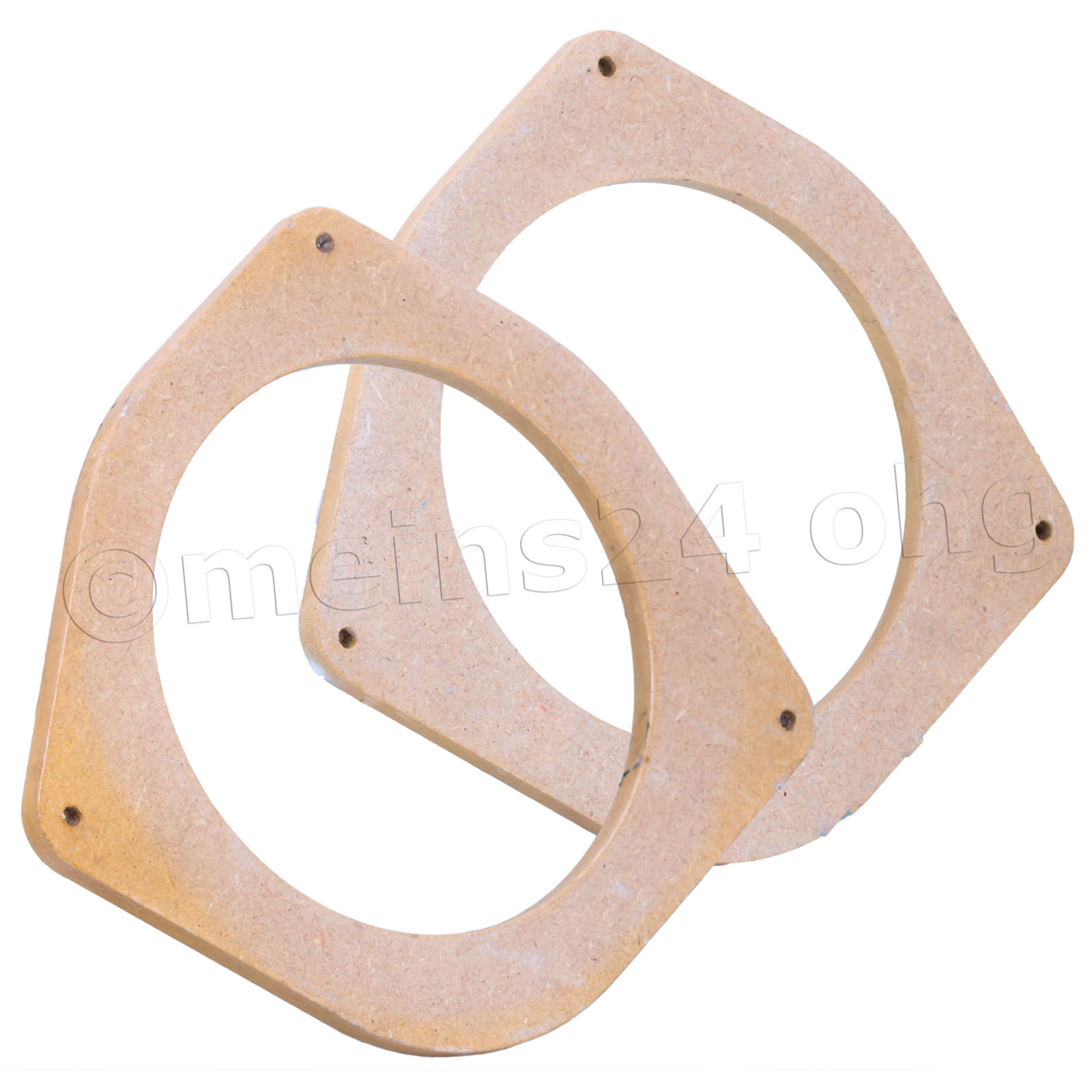 MDF Lautsprecher Adapterringe passend für TOYOTA Corolla