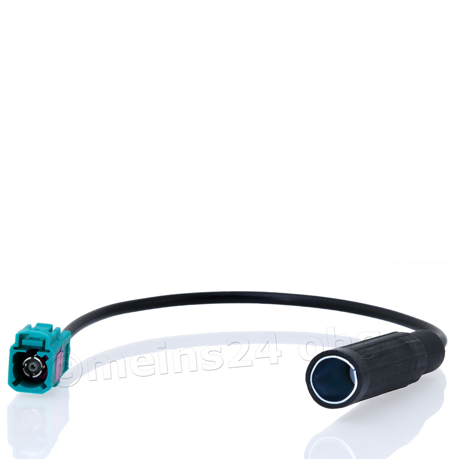 ACV 1521-01 DIN Fakra Antennenadapter f/ür Audi//BMW//VW