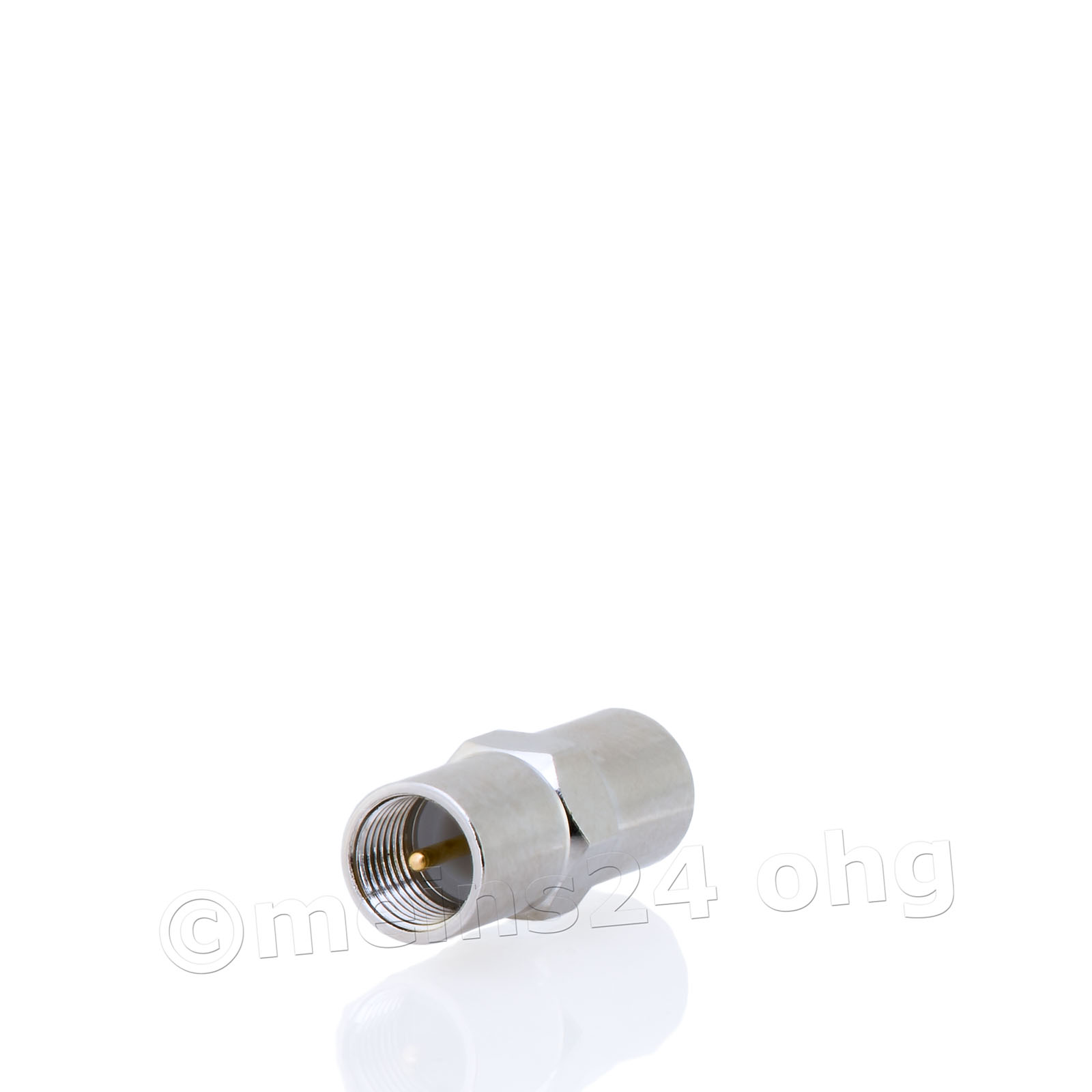 FME Adapter Stecker (f) auf Stecker (f)