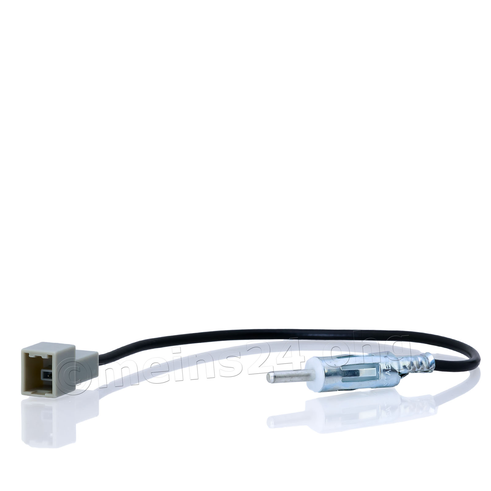 Antennenadapter HYUNDAI KIA Stecker (m) -> DIN Stecker (m) 150 Ohm