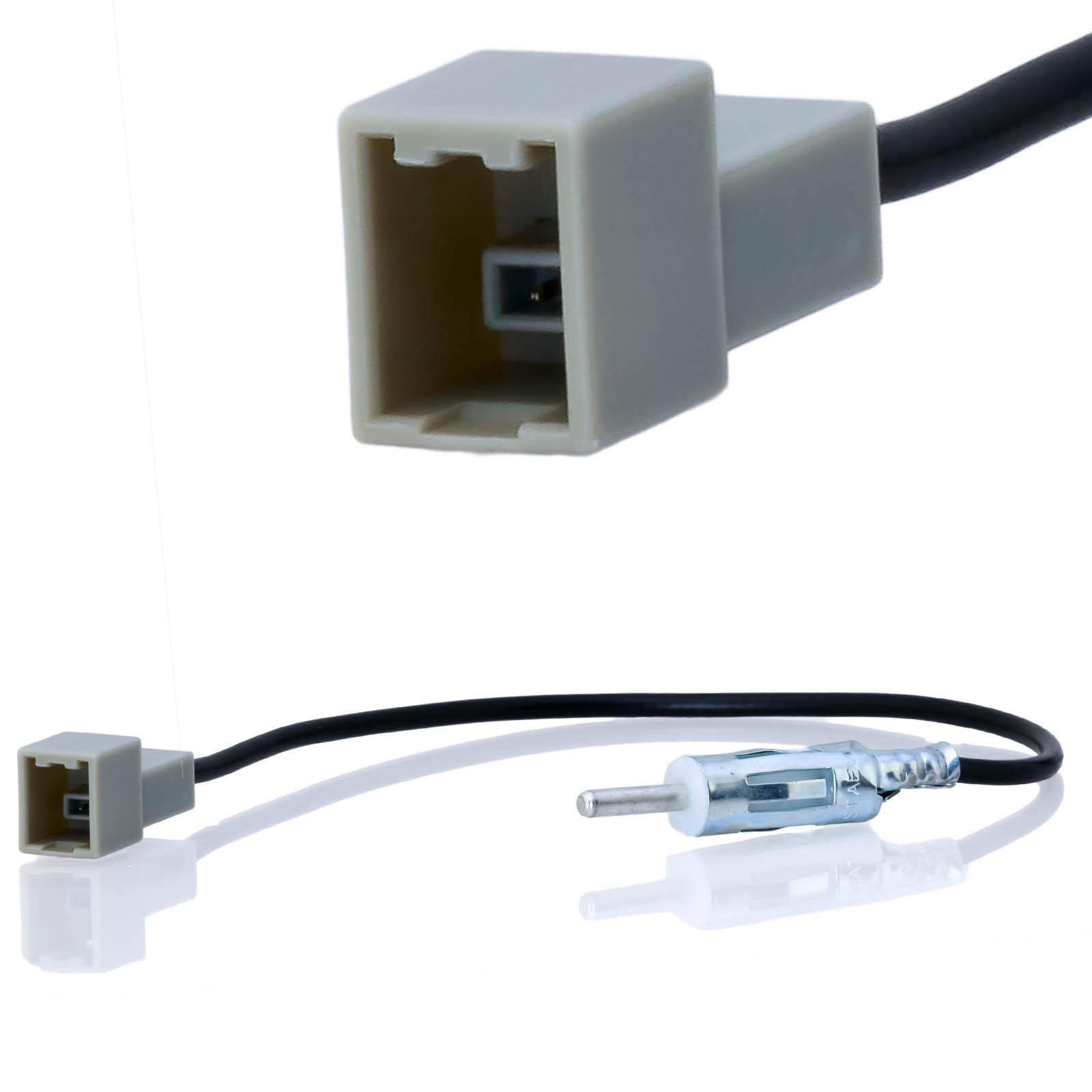 Antennenadapter GT13 für HYUNDAI KIA Modelle auf DIN Stecker