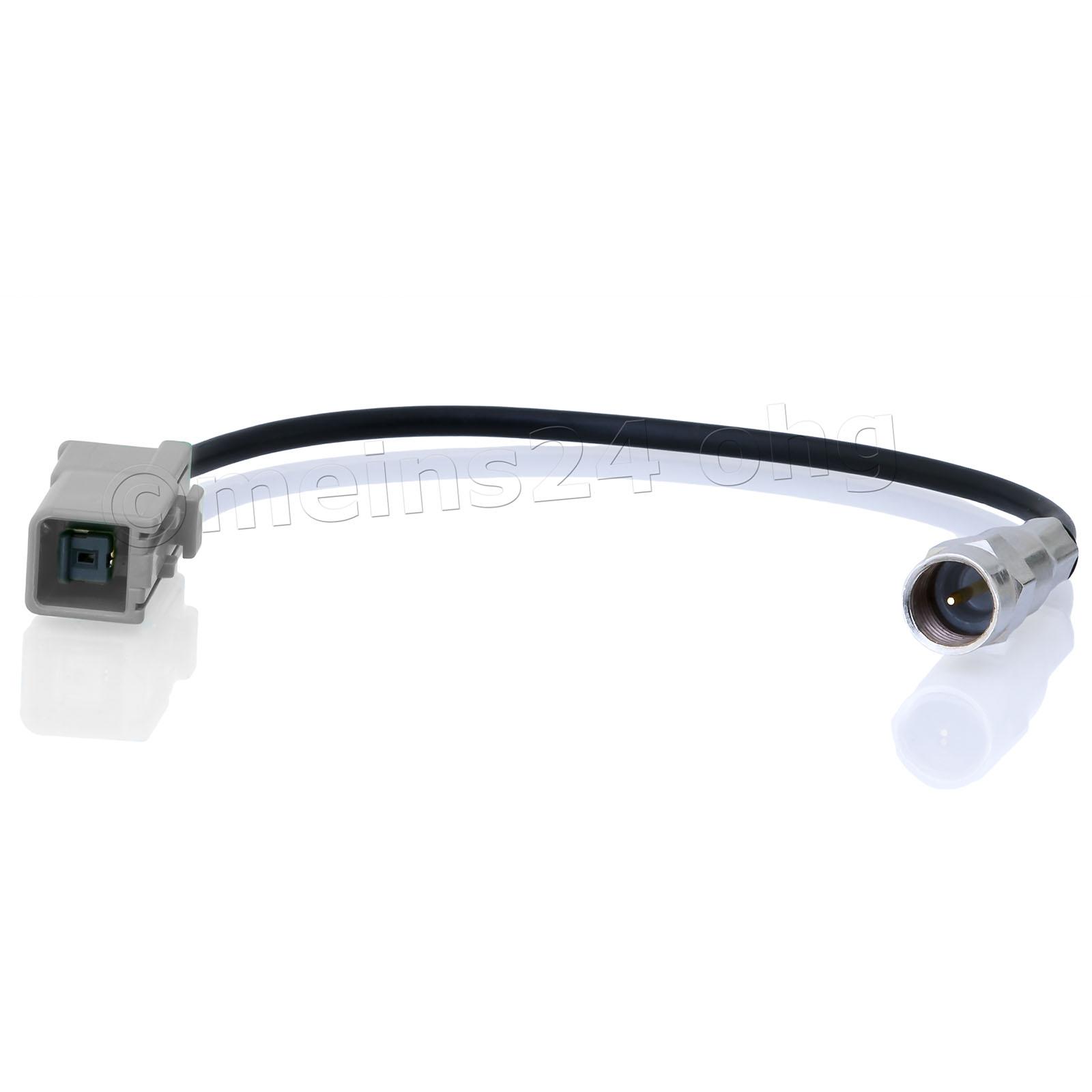 Antennenadapter GT5 1S 1PP Buchse (f) -> FME Stecker (m)