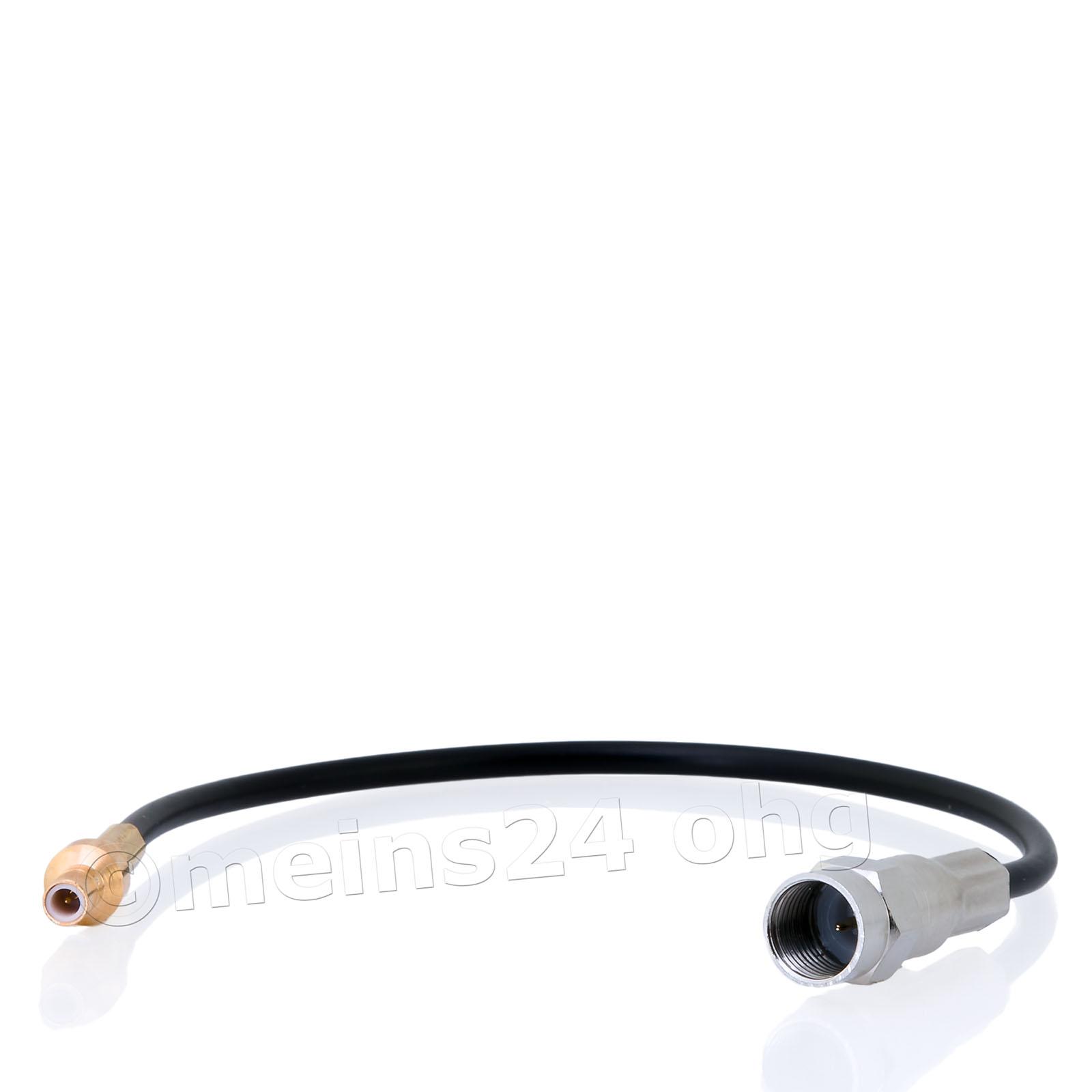 Antennenadapter FME Stecker (m) > SMB Stecker (m)