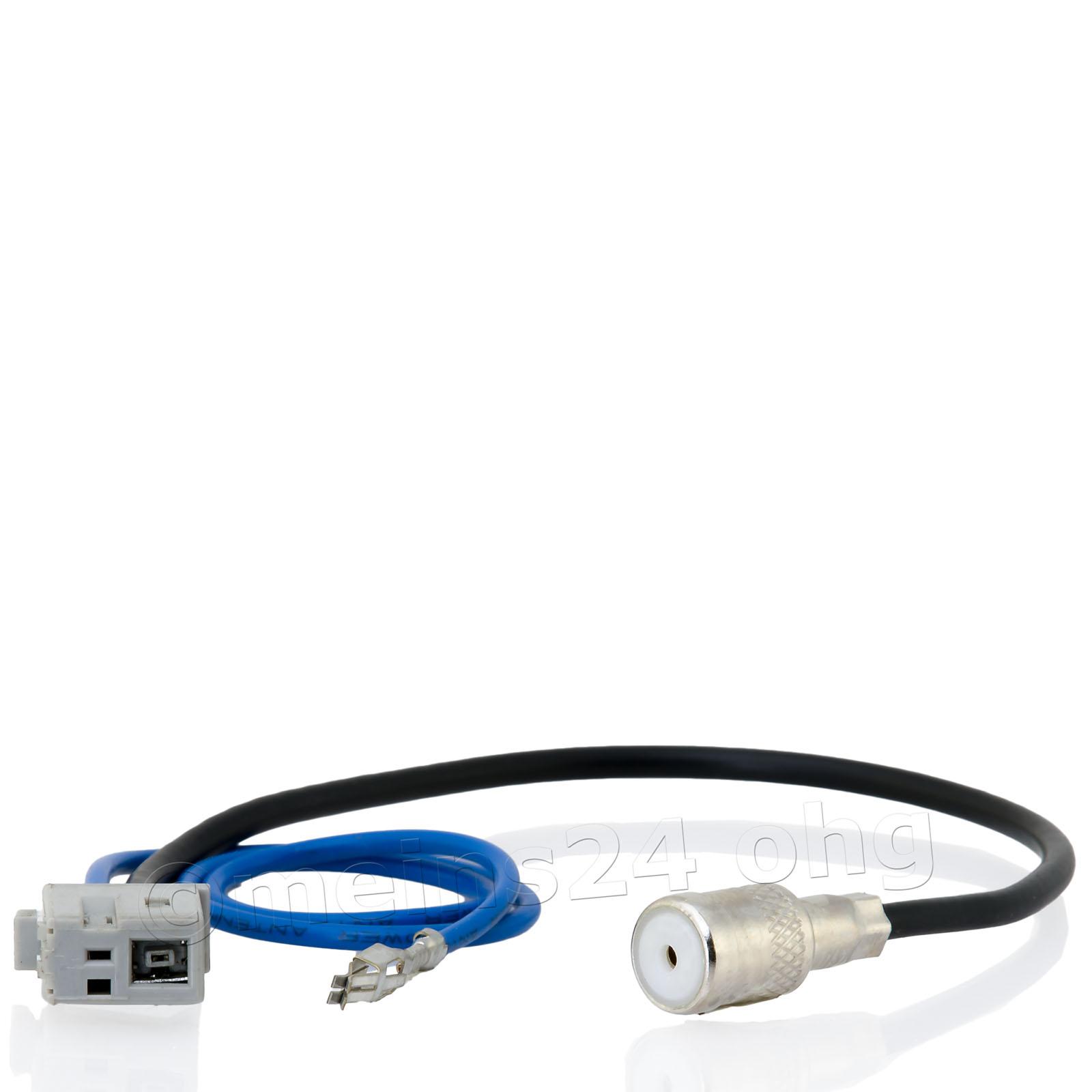 Antennenadapter HONDA MAZDA Buchse (f) -> ISO Buchse (f) 50 Ohm OEM