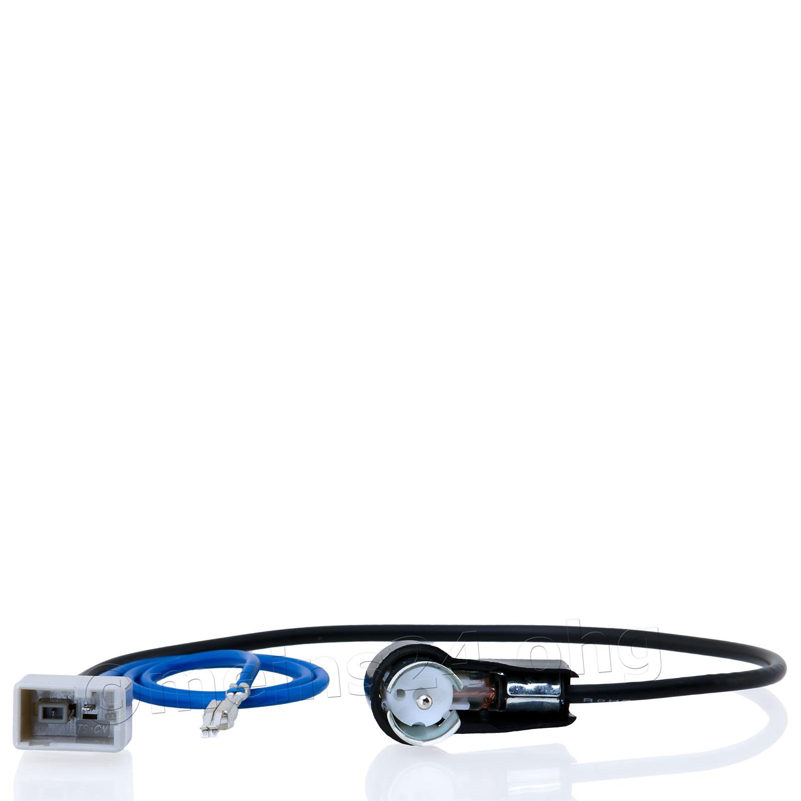 Antennenadapter HONDA MAZDA Stecker (m) -> ISO Stecker (m) 50 Ohm