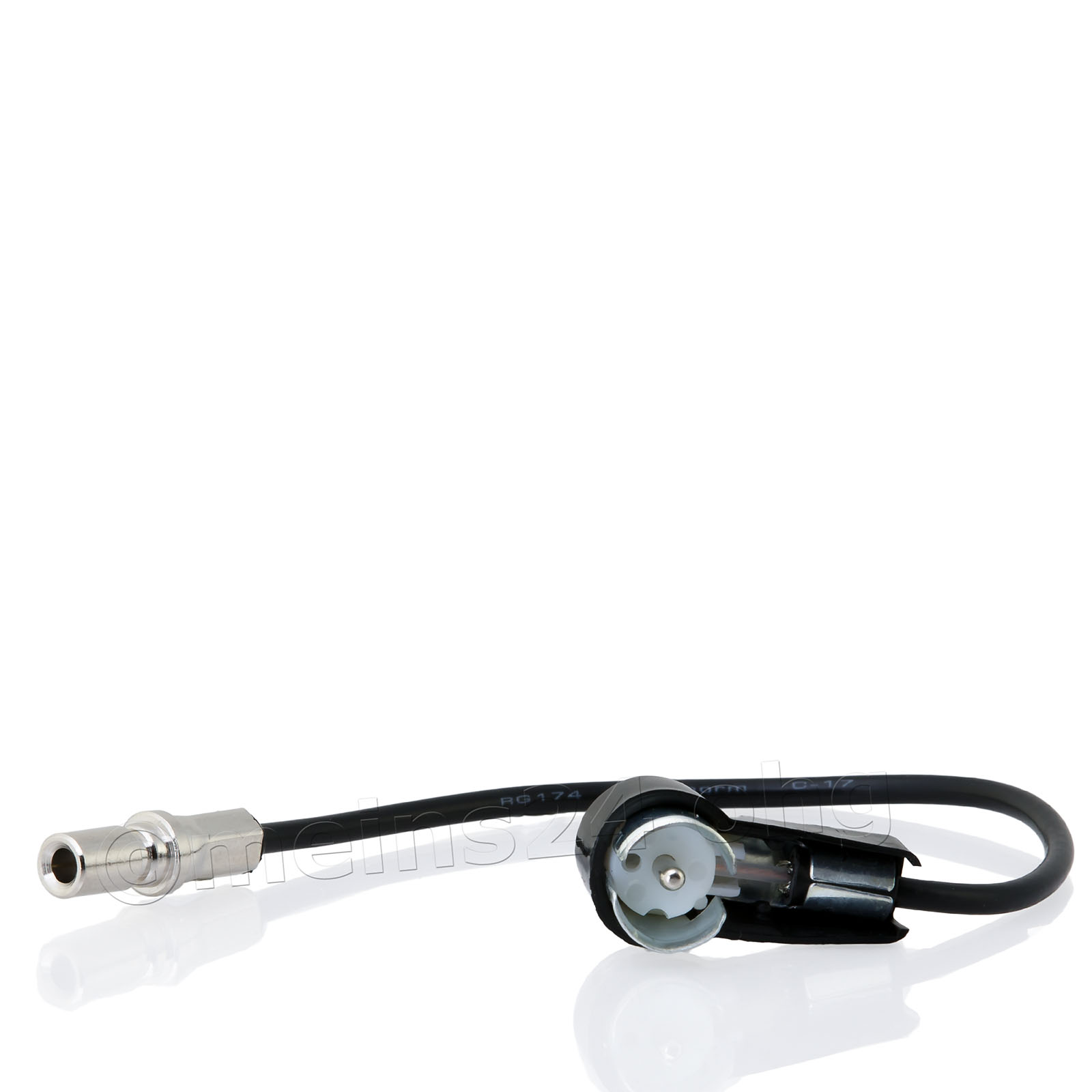 Antennenadapter GM OPEL DAEWOO Stecker (m) > ISO Stecker (m) 50Ohm