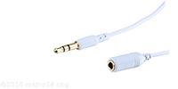 3,5mm Klinkenstecker Kabel auf 3,5mm Buchse