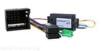 Lenkradfernbedienung Interface für OPEL Astra H Vectra Agila  -> BLAUPUNKT