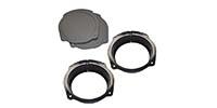 Lautsprecher Adapterringe passend für FIAT Stilo Bravo