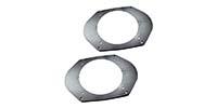Lautsprecher Adapterringe passend für MAZDA (626), PEUGEOT (Cabrio), 130mm Lauts