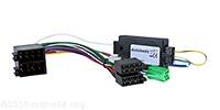 Lenkradfernbedienung Interface für OPEL Astra G Corsa C Vectra -> BLAUPUNKT