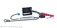 Radioadapter mit Fakra Phantom passend für OPEL