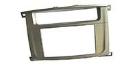 Doppel-DIN Radioblende passend für TOYOTA Land Cruiser 100 LEXUS LX470