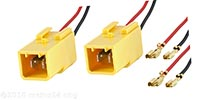 Lautsprecheradapter passend für ALFA ROMEO CITROEN FIAT