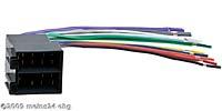 ISO Stecker Adapter (Strom  Lautsprecher)