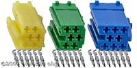 MINI-ISO Buchsengehäuse SET inkl. 20St. ISO PINs