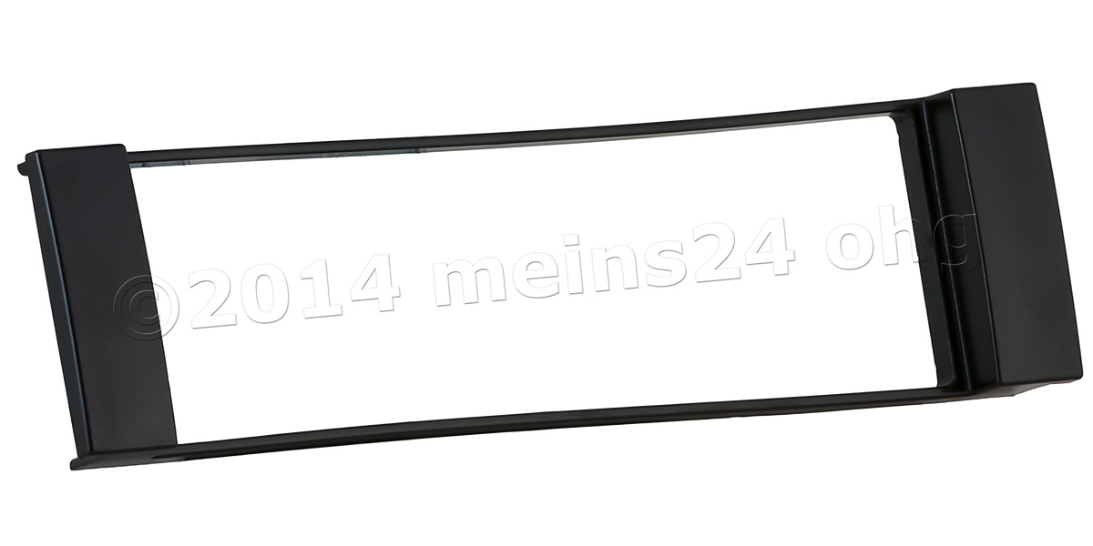 Radioblende passend für AUDI A3 A6 - SEAT Leon Toledo