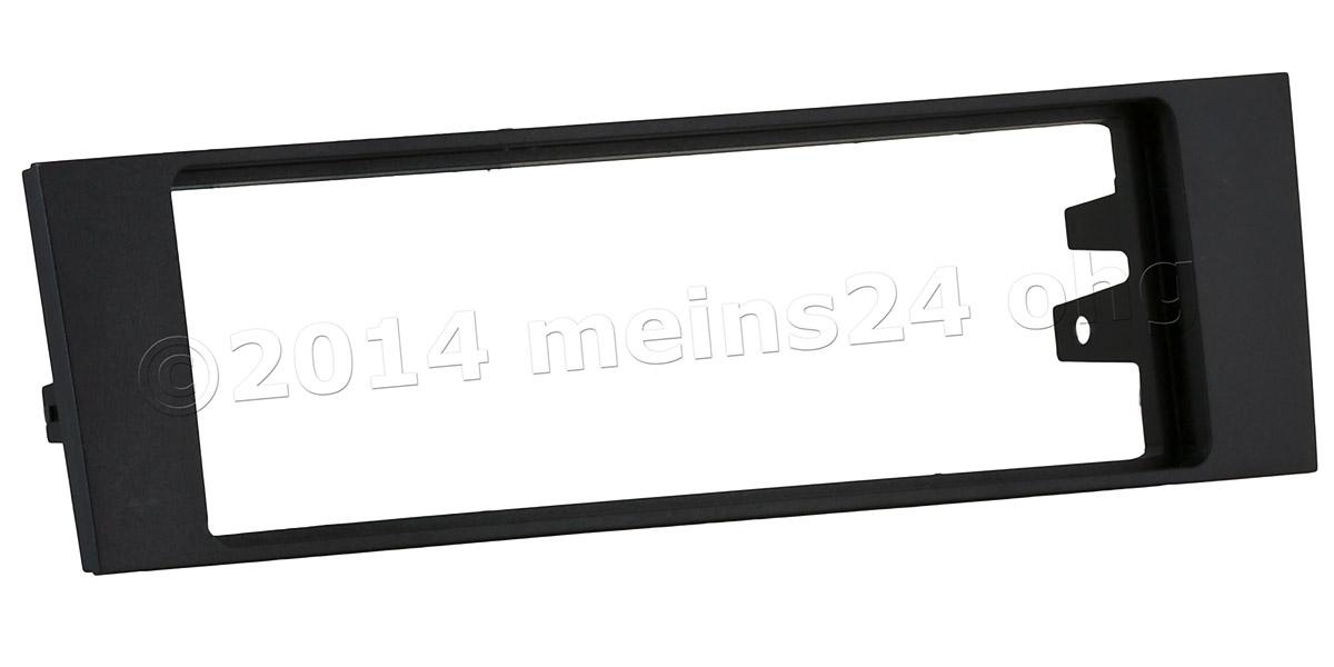 Radioblende passend für AUDI A3 S3 (8P)