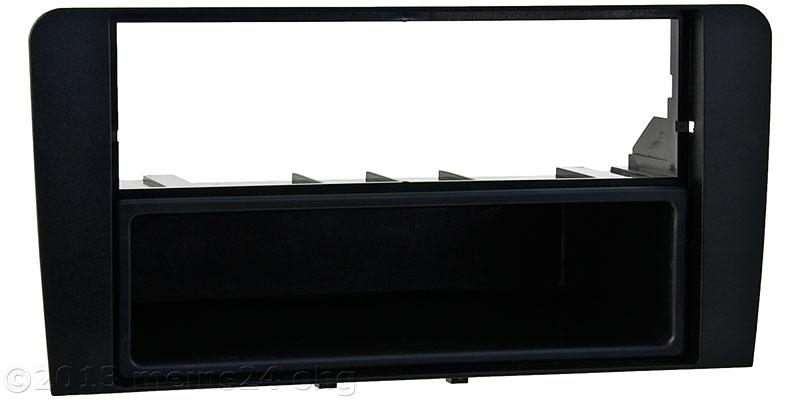 Radioblende passend für AUDI A3 (8P) (8PA) A4 (B8)