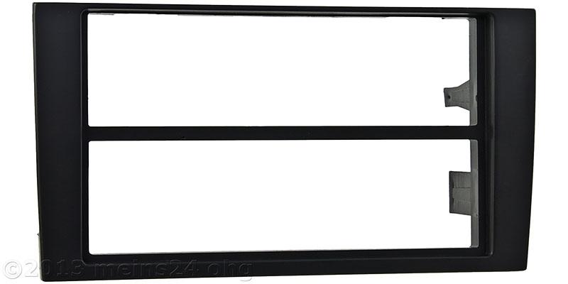 Radioblende passend für AUDI A4 B6 (8E)