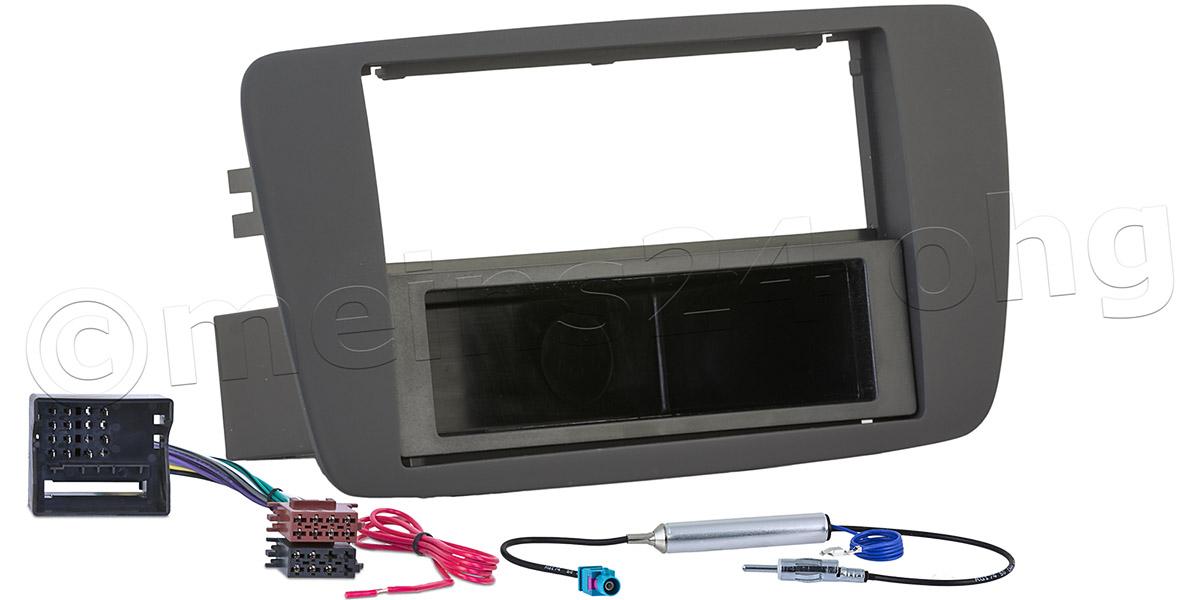 Einbauset passend für SEAT Ibiza (4G - Typ 6J/6P)