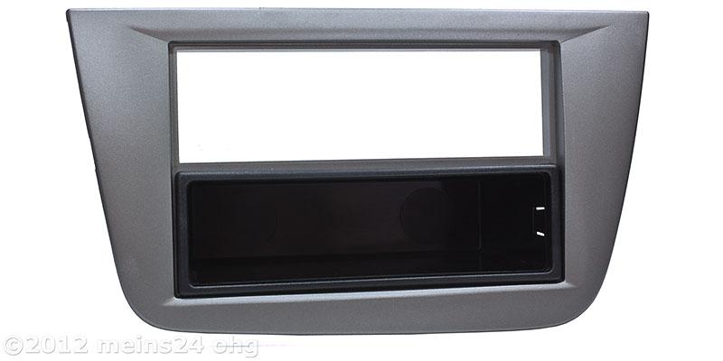 Radioblende passend für SEAT Altea, Altea XL, Toledo