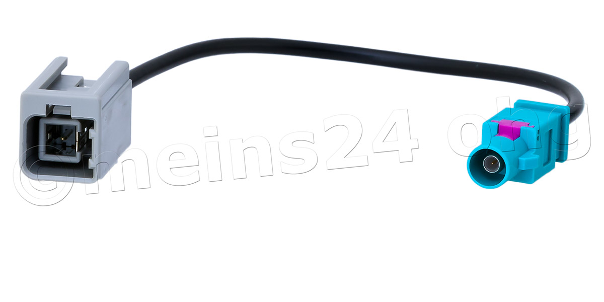 Antennenadapter GT5 1S 1PP Stecker (m) -> Fakra Z Stecker (m)