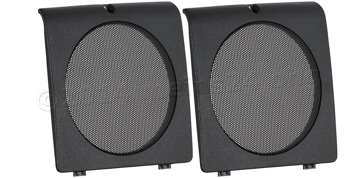 Lautsprechergitter passend für VW GOLF II Jetta