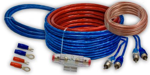 10mm² Kabelset - Kabelsatz