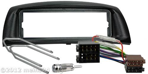 Einbauset passend für FIAT Punto 188