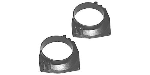 Lautsprecher Adapterringe passend für FIAT Punto
