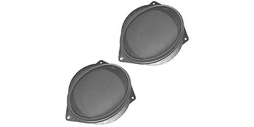 Lautsprecher Adapterringe passend für FORD Escort Orion