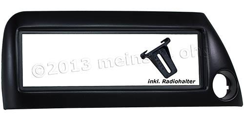 Radioblende passend für FORD Ka bis Bj.2008