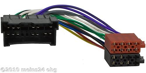 Radioadapter passend für HYUNDAI / KIA ab Bj.98