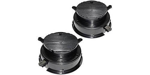 Lautsprecher Adapterringe passend für MERCEDES SLK W170
