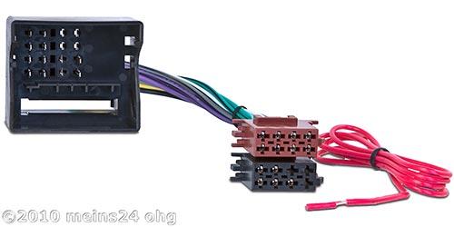Radioadapter MOST passend für MERCEDES ab Bj.04 Audio10