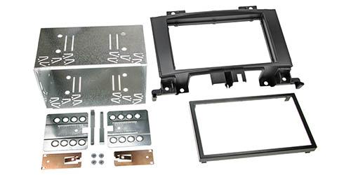 Doppel DIN Einbauset f. MERCEDES Sprinter (W906), VW Crafter
