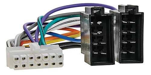 Anschlusskabel passend für PIONEER Autoradio 14pol. 29x8mm