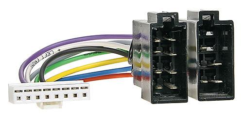 Anschlusskabel passend für PIONEER Autoradio 8pol. 28x6mm