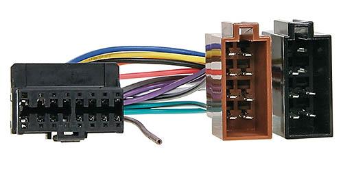 Anschlusskabel passend für PIONEER Autoradio 16pol. 29,7x11,6mm