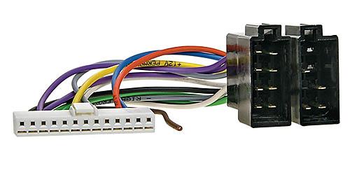 Anschlusskabel passend für PIONEER Autoradio 13pol. 46x6mm
