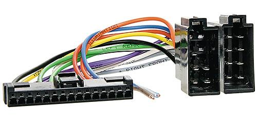 Anschlusskabel passend für PIONEER Autoradio 15pol. 54x9mm