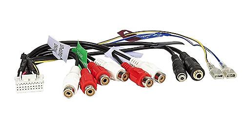 Anschlusskabel passend für PIONEER Autoradio AVIC X1 X1BT X3 20pol.