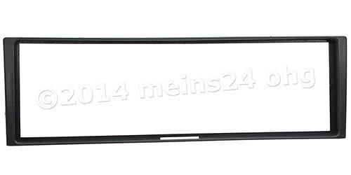 Radioblende passend für RENAULT Megane II Scenic Modus Clio III