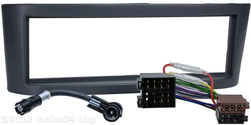Einbauset passend für SMART Roadster (452)