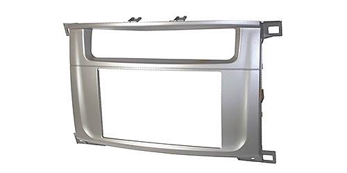 Doppel-DIN Einbauset passend für TOYOTA Land Cruiser 100 - LEXUS LX470