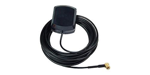 GPS Antenne für den Innenraum, SMB-Kupplung, 5m Kabel